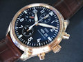 IWC FLIEGERUHR CHRONO-AUTOMATIC ROTGOLD