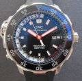 IWC AQUATIMER DEEP TWO STAINLESS STEEL