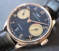 IWC PORTUGIESER 7 DAYS ROSE GOLD BOUTIQUE EDITION
