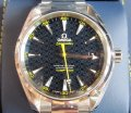 Omega Aqua Terra James Bond Spectre Limited Edition