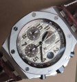 Audemars Piguet ROYAL OAK OFFSHORE STEEL CASE GOLD DIAL