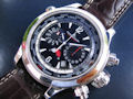Jaeger Le Coultre MASTER COMPRESSOR EXTREME WORLD CHRONO