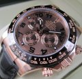 Rolex DAYTONA EVEROSE-GOLD, CERAMIC BEZEL