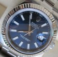 Rolex DATEJUST II BLUE DIAL