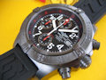 Breitling AVENGER SKYLAND BLACK CHRONO STEEL LIMITED EDITION